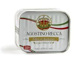 Anchovies Fillet in Olive Oil