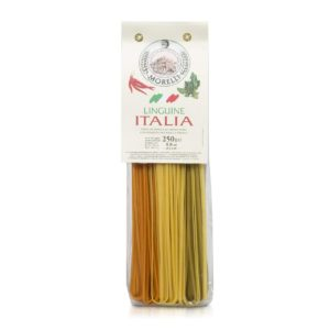 Linguine Italia (Tricolore)