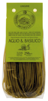 Linguine With Garlic and Basil