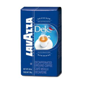 Dek Decaff Espresso Brick Gran Filtro Whole Beans