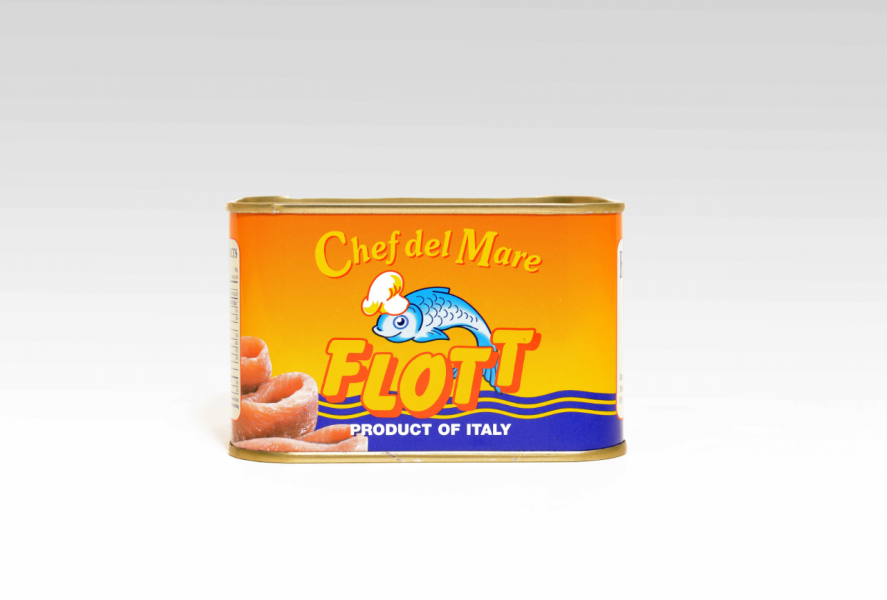 Anchovies fillet in oil